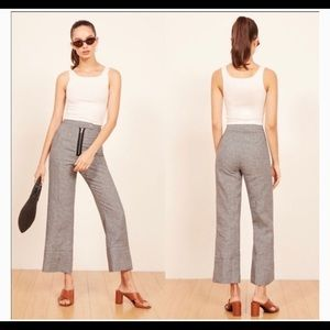 Reformation NWT Dunne pant